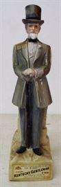 1970s Kentucky Gentleman Decanter