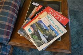 Travel books!