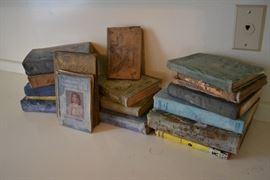 Vintage books!
