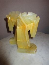 Onyx Book Ends