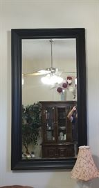 Beveled Rectangular Mirror