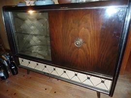 Rare Blaupunkt Arkansas 57 Stereo with bar