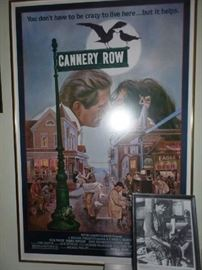 Cannery Row movie poster