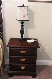 Thomasville bedside stand