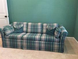LAZBoy sleeper sofa.