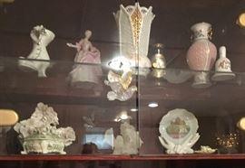 Vintage collectibles & home decor