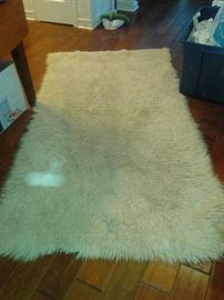 LOVE this rug, should be placed in front of a fireplace!