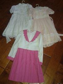vintage children clothes