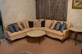 Park Lane Section sofa