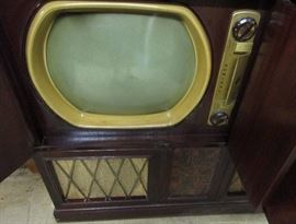 Admiral TV 1950-60's