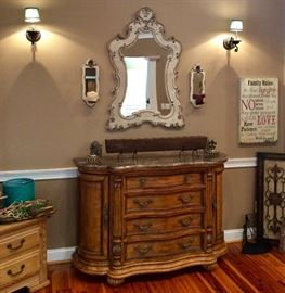 Furniture, Mirrors, Candles, Decor & More