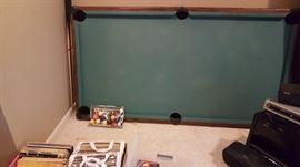 Portal Pool Table