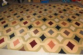 9x14 Wool Rug