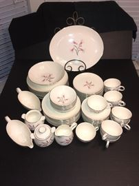 """Bess Myerson """"The Big Pay Off"""" by Homer Laughlin China"""