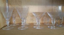 Val Saint Lambert Glassware