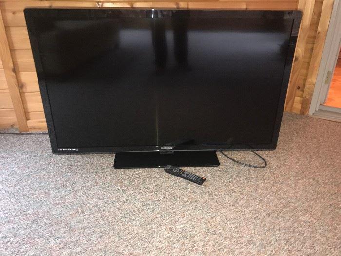 50 inch Magnavox TV. New in 2015