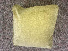 Celery color of sofa