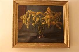 Robert J. Smith Oil on Canvas