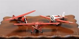 Texaco Cast Iron Airplanes