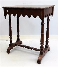 Victorian Gothic Table