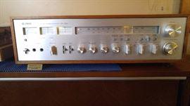 Yamaha CR 1020 Receiver., sounds great.
