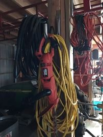Tools and Extention Cords