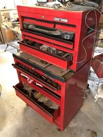 Craftsman Rolling Tool Chest