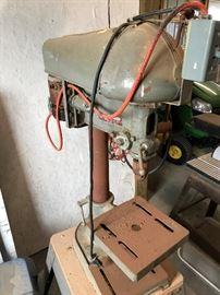 Old Drill Press