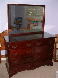 Hungerford mahogany dresser