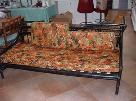the second oriental style patio sofa