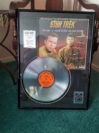 Silverized disc
