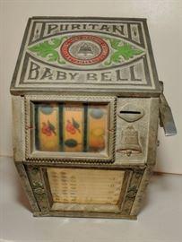 PURITAN BABY BELL 20's TRADE STIMULATOR