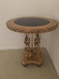 A nice accent table.