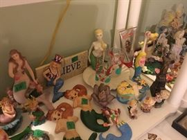 LOTS of mermaids!