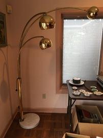 Mid-Century eyeball floor lamp