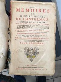 Circa 1731 book