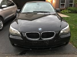 2006 BMW 525xi With Tan Interior Platinum Trim & Winter package options... Priced to sell!