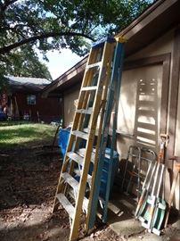 "8'-0"" Ladders Like NEW"
