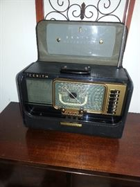 Zenith Transoceanic am shortwave