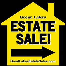 Great Lakes Estate Sales ~ Estate Sale ~ Maumee! >>>>