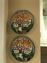 whimsical decorative plates for sale