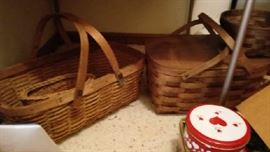 More baskets