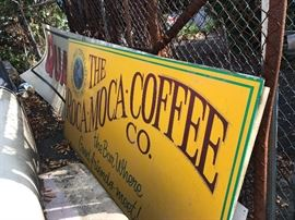 Local coffee shop before the Starbucks boom