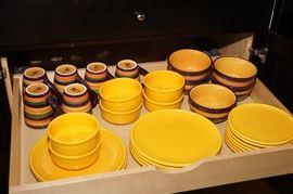38 pc occasional china set