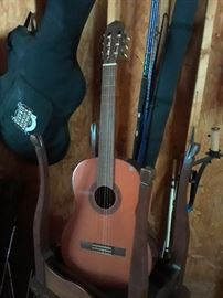Guitar will be priced at the sale