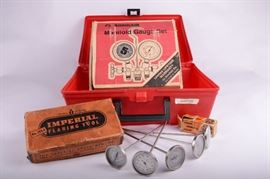 Flaring Tool & Pressure Gauges  http://www.ctonlineauctions.com/detail.asp?id=638078