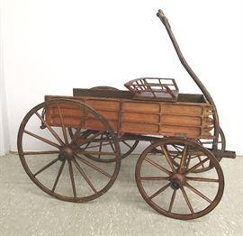 James Oliver wagon