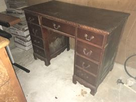 Antique desk.  Needs some love.