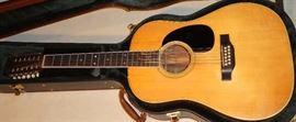 1967 Martin D 12-35 guitar 12 string