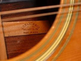 Martin guitar 12 string